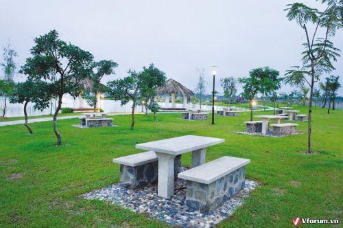 Công Viên Town Park